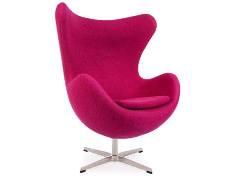 fauteuil egg arne jacobsen rose
