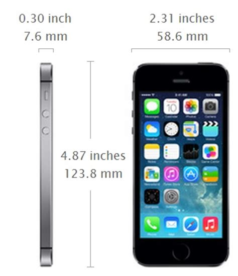 what size is the iphone 5s apple iphone 5s vs iphone 5c what s the difference gadgets