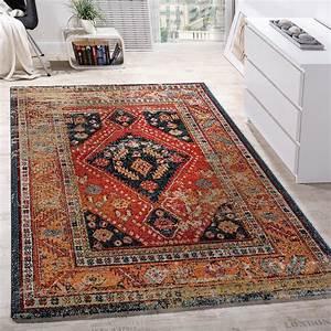 Teppich Orientalisch Modern : designer teppich modern kurzflor orientalisch design schwarz rot t rkis beige teppiche orient optik ~ Sanjose-hotels-ca.com Haus und Dekorationen