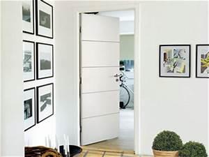 tendance porte de garage avec bloc porte interieur design With porte de garage coulissante avec porte interieur maison