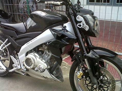 Modifikasi Vixion Fighter Murah by Yamaha Vixion Black Gahar Modifikasi Yamaha Vixion Black