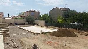 beau gazon synthetique autour d une piscine 11 With jardin autour d une piscine
