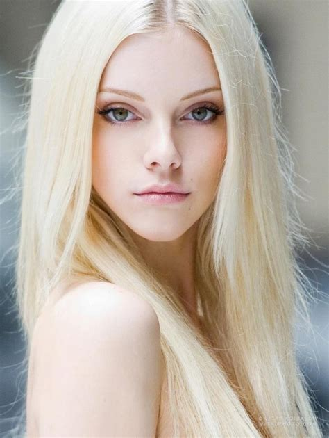 Hair Almost White by My Muses Models Actresses And King