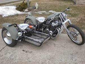 Sidecar Motorcycle Modifications