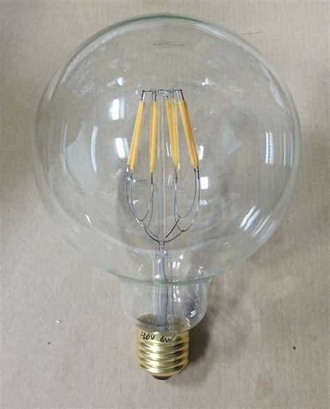 Vita L Bulb by 6w Led Per Sostituire Vintage Incandescente G125 Es E27