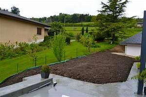 Quels Arbustes Pour Une Haie : besoin d 39 id e pour une haie cot terrasse voir photo 12 ~ Premium-room.com Idées de Décoration