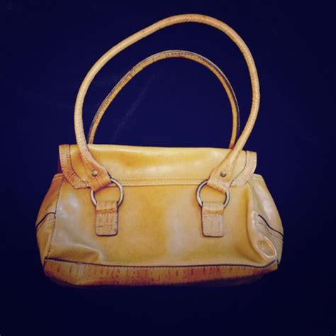mustard colored 90 handbags mustard colored like new handbag from