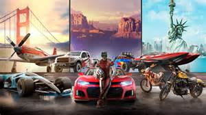 the crew 2 the crew 2 ps4 review driving on fumes