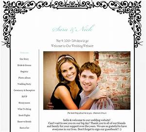 creating your very own wedding website With best wedding inspiration websites