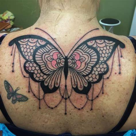ideas  butterfly wing tattoo  pinterest