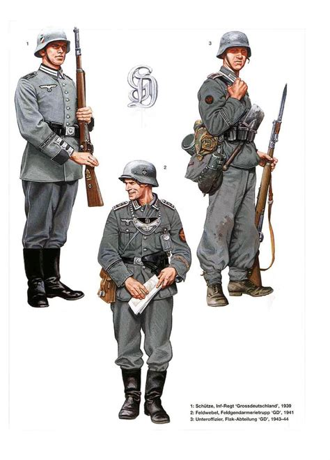 the greater germany gro 223 deutschland division was an