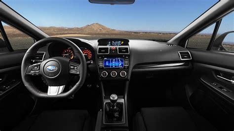 2017 Subaru WRX Interior View   360 Degree Interior View