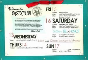 destination wedding week diy welcome bags little miss With destination wedding welcome letter wording