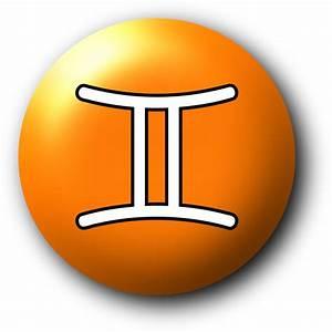 Clipart - Gemini symbol 3