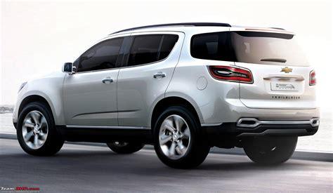 Car News Chevrolet's Allnew Trailblazer Suv Debuts