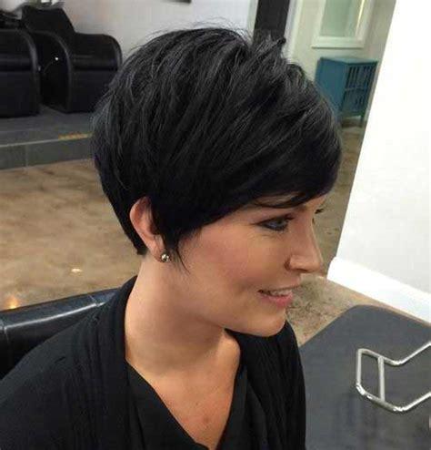 coupes courtes degradees pour cheveux fins coiffure