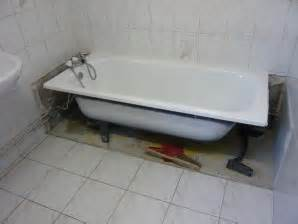 comment remplacer ma baignoire par une douche
