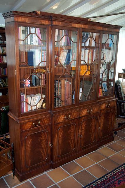 repeindre meuble cuisine bibliotheque style anglais photo 6 10 une bibliothèque dans un style anglais