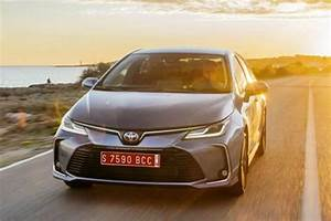 Public Health Model Toyota Corolla Altis 2020 Set For August Debut In Thailand