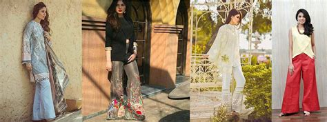 Bootcut Trousers Trends & Designs in Pakistan