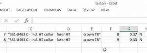 Excel Does Not Parse Quoted String containing comma in CSV ...