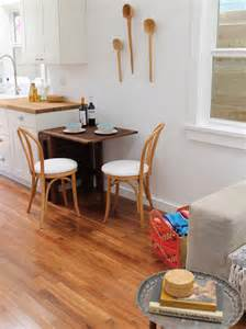 Small Space Modern Kitchen Table
