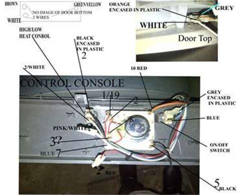 hotpoint aquarius dryer need wiring diagram fixya