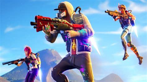 shotguns jetpacks  mode  fortnite youtube