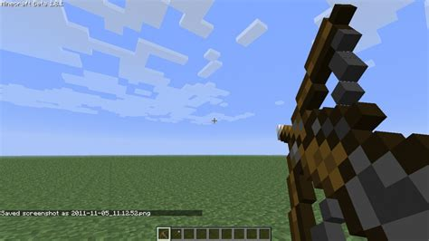 -djdcraft- Now With Crossbows! Minecraft Texture Pack