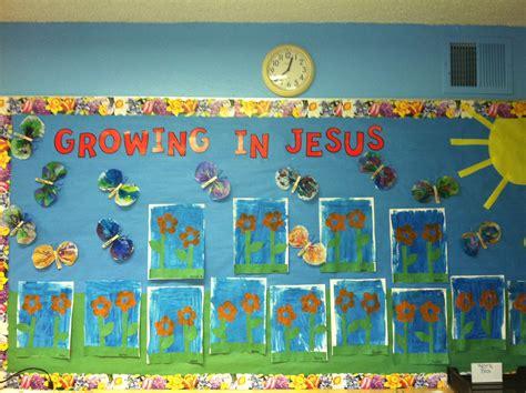 growing in jesus garden bulletin board by the wonderful 881 | 357d8a19be28270cf3d5b8df7a11c6e4