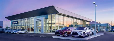 lexus dealership  montreal  laval spinelli lexus