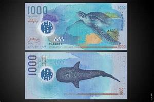 Mvr 1 000 Comes 2nd In Ibns Banknote Of The Year Award