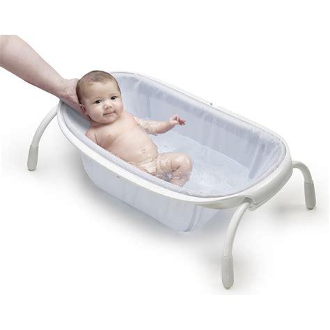 baignoire compacte mineral de beaba baignoires aubert