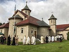 A new Romanian Orthodox Church has been consecrated in ...