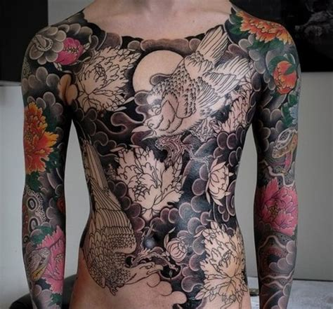 amazing irezumi tattoo design ideas