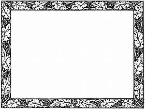 Free Fancy Borders - ClipArt Best