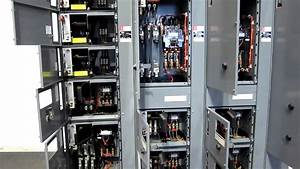 Used- Square D Motor Control Center