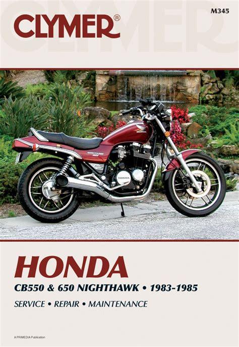 old cars and repair manuals free 1983 honda accord electronic toll collection honda cb550 650 nighthawk motorcycle 1983 1985 service repair manual haynes manuals