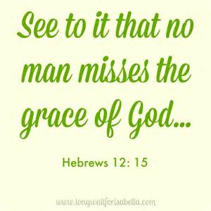 Quotes About Showing Grace