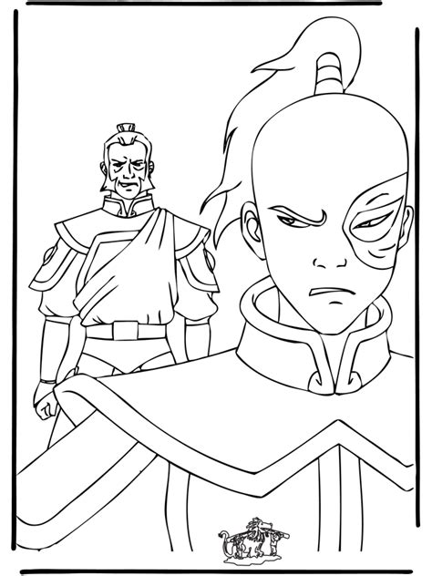 avatar coloring pages coloring pages  print