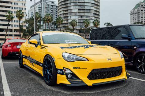 Showcars and Scions at 2016 Formula Drift Long Beach ...