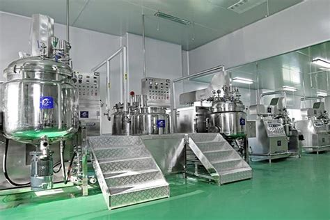 toothpaste manufacturing  equipment supplier yuxiang