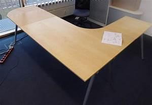 Ikea Tischbeine Höhenverstellbar Anleitung : galant schreibtisch neu und gebraucht kaufen bei ~ Watch28wear.com Haus und Dekorationen