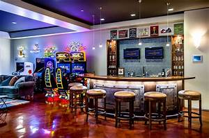 10 Best Man Cave Design Ideas
