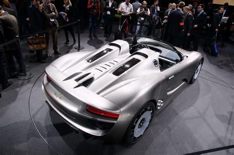 Porsche 918 spyder officially sold out. Porsche 918 Spyder