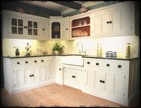 Beach Cottage Kitchens Rustic Farmhouse Kitchen Country