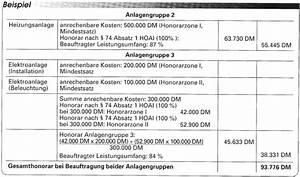 Anrechenbare Kosten Architekt : technische geb udeausr stung praxisfragen zu 69 hoai ~ Lizthompson.info Haus und Dekorationen