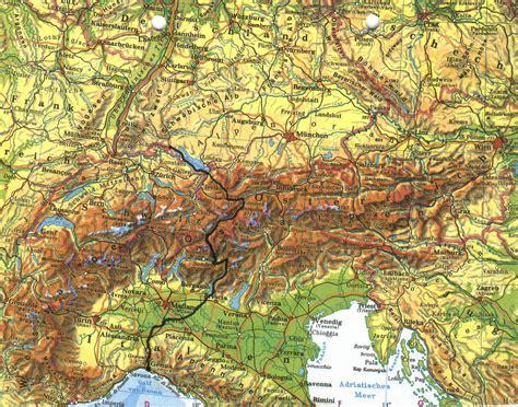 suche karte der alpen