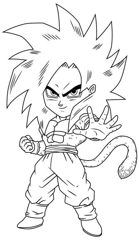 dragon ball super disegni da colorare migliori pagine da