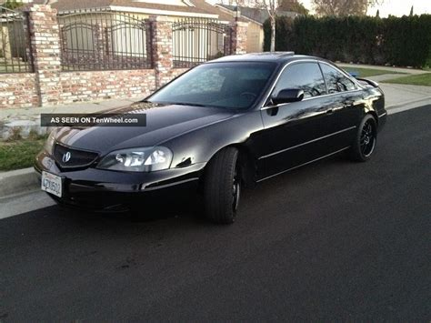 2003 acura cl type s